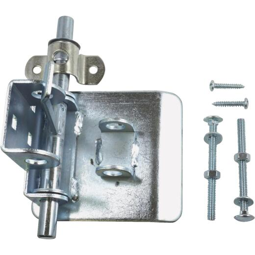 Century Spring Slide Padlock Security Bolt