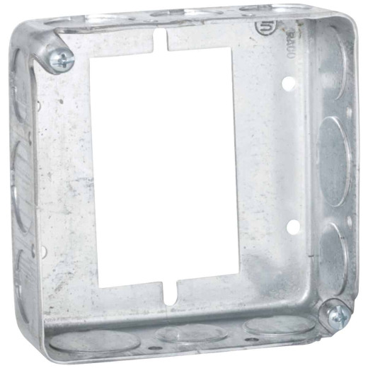 Raco Welded 4 In. x 4 In. Square Extension Ring