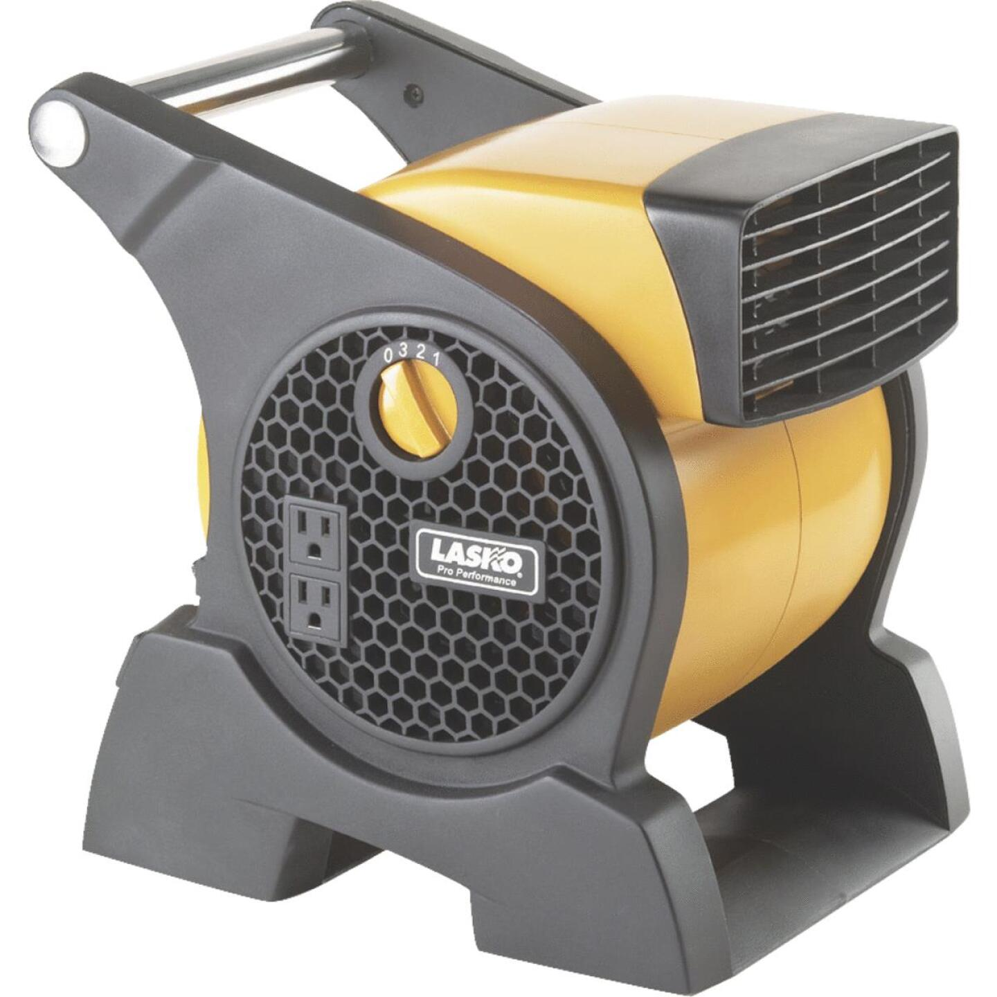 Lasko 3-Speed Pivoting 350 CFM Air Mover Blower Fan Image 1